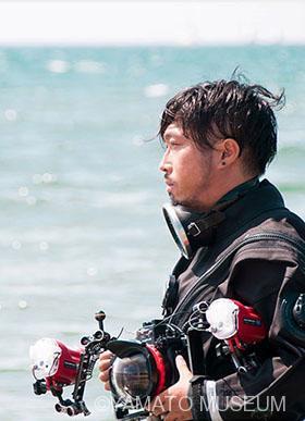 水中写真家・戸村裕行氏