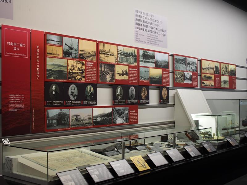 呉海軍工廠の設立
